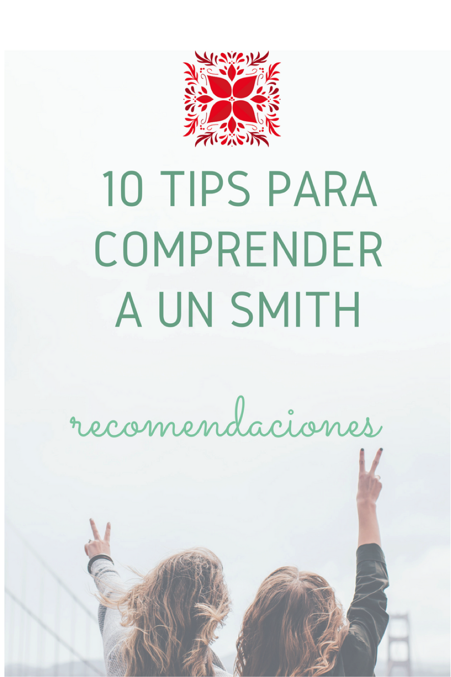 LA MISIÓN DE COMPRENDER AL SMITH MAGENIS