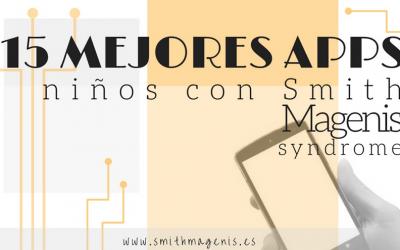 15 MEJORES APPS PARA NIÑOS CON SMITH MAGENIS
