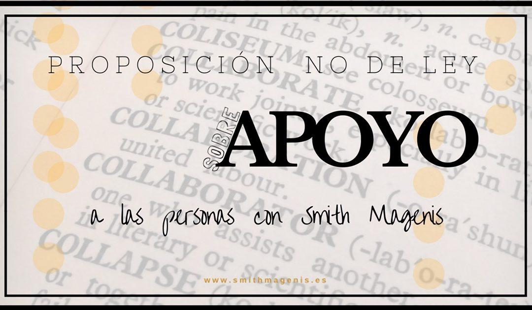 APOYO A LAS PERSONAS (Y FAMILIAS) CON SÍNDROME DE SMITH MAGENIS