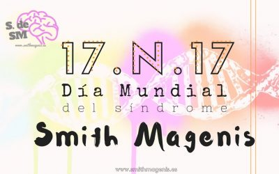 DÍA MUNDIAL DEL SÍNDROME DE SMITH MAGENIS '17
