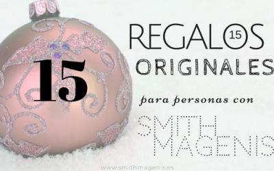 15 REGALOS ORIGINALES PARA PERSONAS CON SMITH MAGENIS