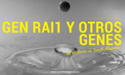 RELACIÓN ENTRE EL GEN RAI1 Y EL SMITH MAGENIS