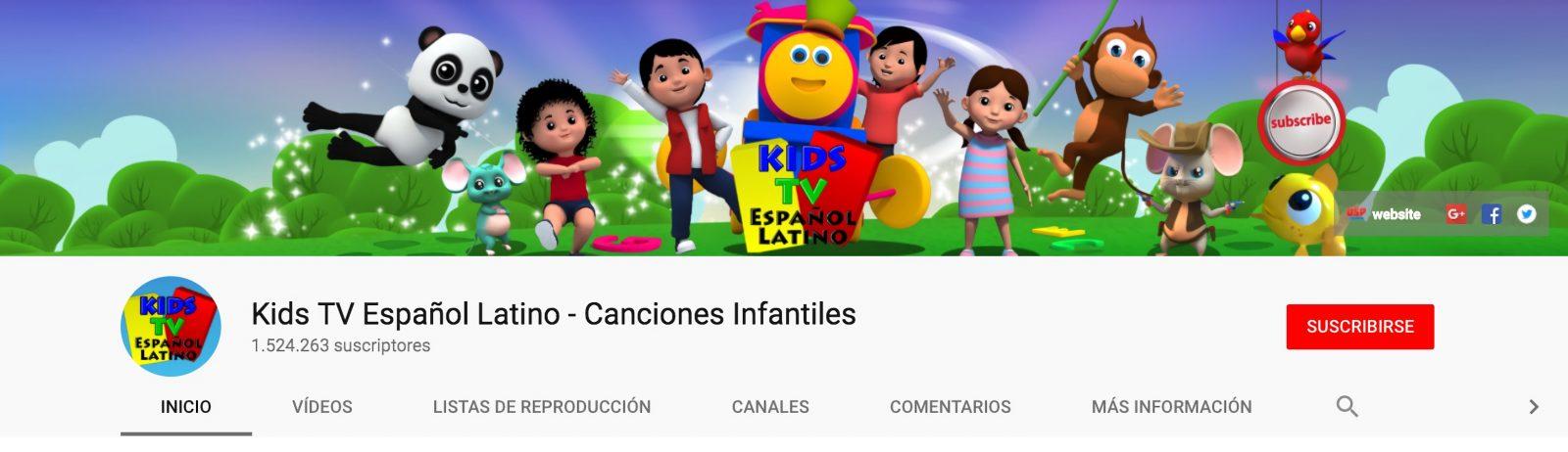 6 mejores canales de YouTube para que tu hijo baile