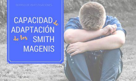 Capacidad de adaptación de los niños con Smith Magenis