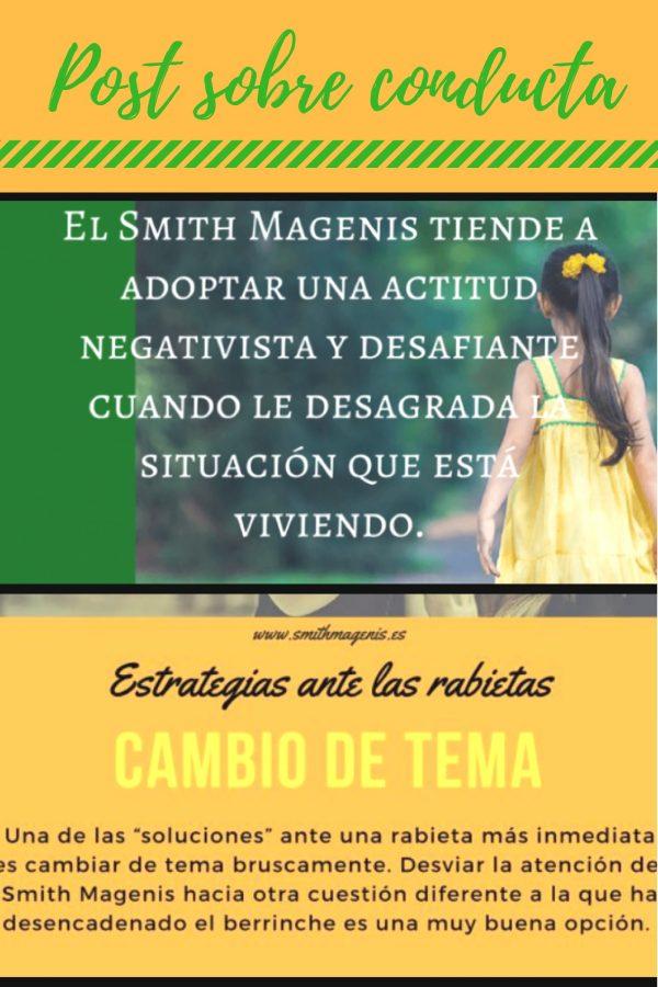 blog en español sobre el síndrome de Smith Magenis