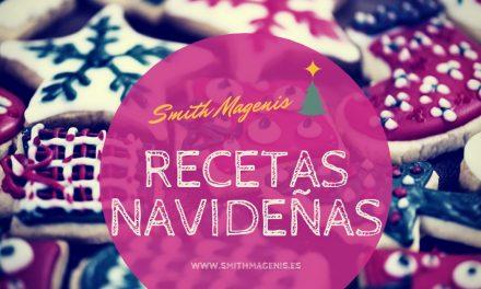 RECETAS DE NAVIDAD CON SMITH MAGENIS