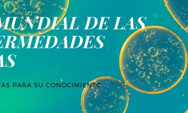 DÍA MUNDIAL DE LAS ENFERMEDADES RARAS 2019