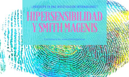 HIPERSENSIBILIDAD SENSORIAL EN SMITH MAGENIS