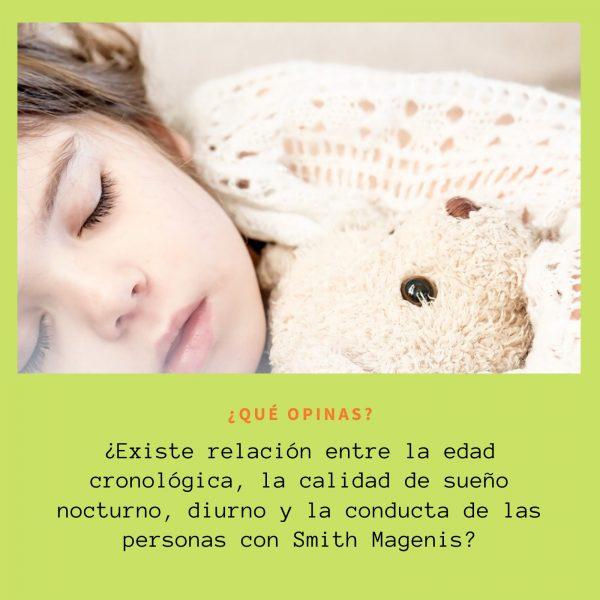 nueva investigación sobre sueño y conducta