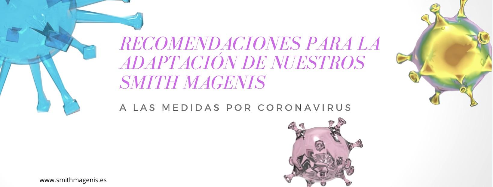 recomendaciones para la adaptación de nuestros Smith Magenis a las medidas por coronavirus